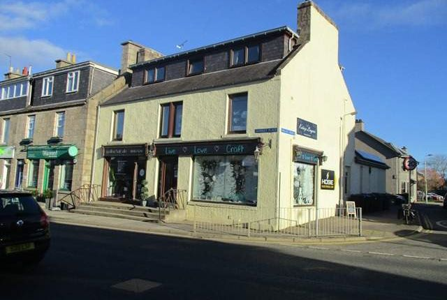 Thumbnail Retail premises to let in Market Place, Inverurie