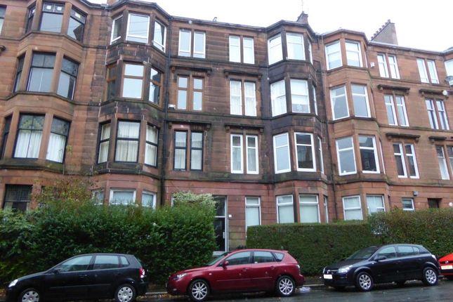 Thumbnail Flat to rent in 9 Wilton Drive, North Kelvinside, Glasgow
