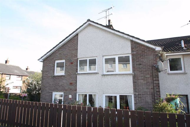 Thumbnail 2 bed flat to rent in Hillfoot Crescent, Ballynahinch, Down