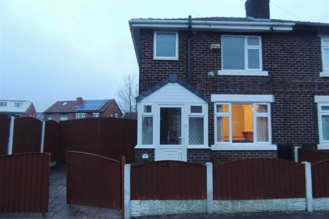 Thumbnail Semi-detached house to rent in Cedar Grove, Denton, Manchester