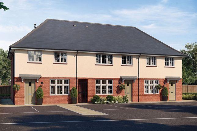 "Thumbnail Terraced house for sale in ""Malvern 4"" at Heath Road, Leighton Buzzard"