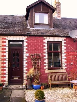 Thumbnail Terraced house to rent in Chapelhill Street, Kincardine, Alloa
