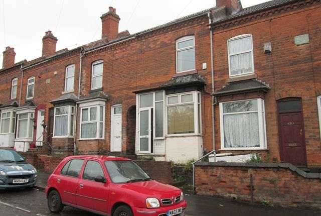 Thumbnail Terraced house to rent in Warwick Road, Tyseley, Birmingham
