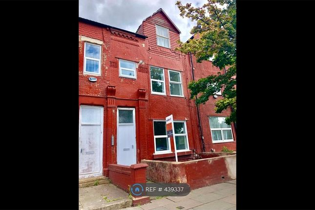 Thumbnail Flat to rent in Stanley Road, Liverpool