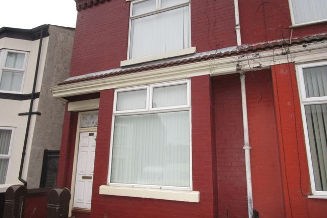 Thumbnail Terraced house to rent in Gloucester Road, Bootle