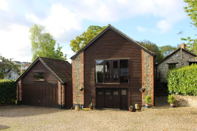 Thumbnail Detached house for sale in Mill Lane, Fremington, Barnstaple