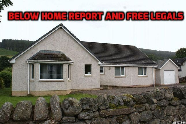 Thumbnail Detached bungalow for sale in Drumnadrochit, Inverness