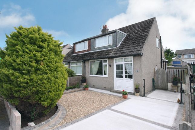3 bed semi-detached house for sale in Sunnybank Road, Bolton Le Sands, Carnforth LA5