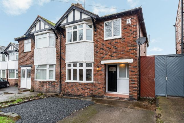 Thumbnail Semi-detached house to rent in Chaddesden Lane, Chaddesden, Derby
