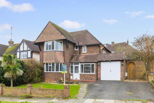 Thumbnail Detached house for sale in Brangwyn Way, Patcham, Brighton