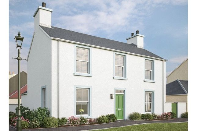 Thumbnail Semi-detached house for sale in St Columba's Way, Tornagrain, Inverness