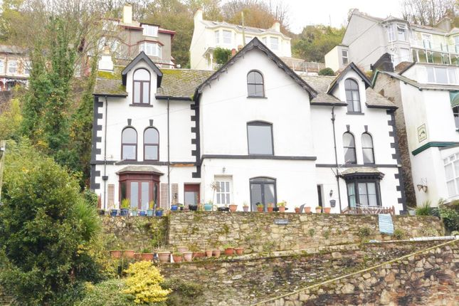Thumbnail End terrace house for sale in Mount Pleasant, Station Road, Looe