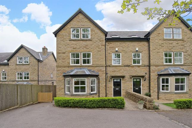 Thumbnail Semi-detached house to rent in Rushy Beck Court, Langford Lane, Burley In Wharfedale, Ilkley