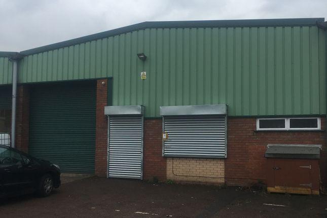 Thumbnail Industrial to let in Unit 15 Saltbrook Trading Estate, Saltbrook Road, Halesowen