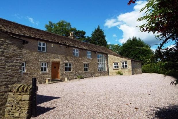 Thumbnail Barn conversion to rent in Bank End Barn, Furness Vale