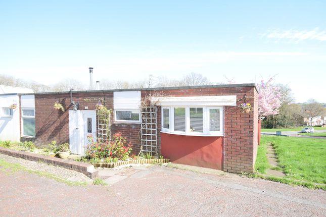Thumbnail Terraced bungalow for sale in Picwic Green, Greenmeadow, Cwmbran