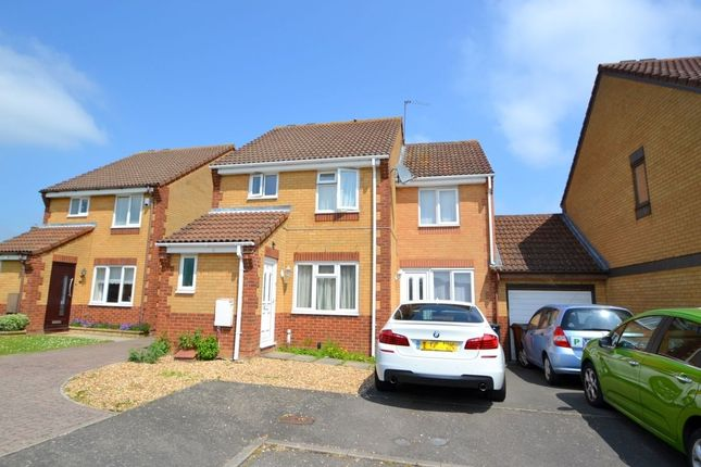 Thumbnail Terraced house for sale in Millside Close, Kingsthorpe, Northampton