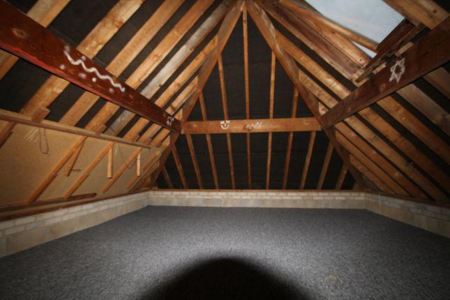 First Floor Garage Room