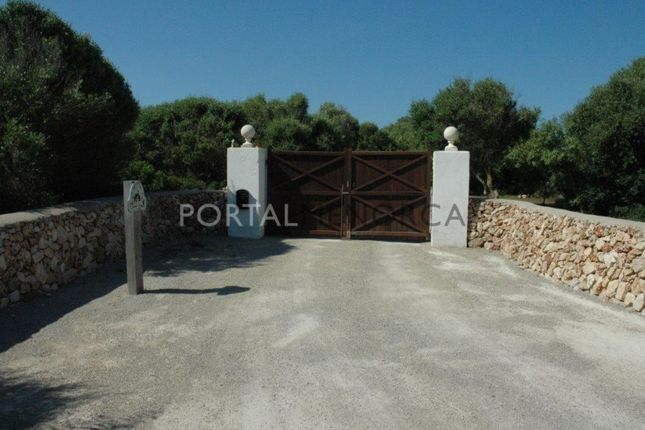 Property For Sale Alcaufar Menorca