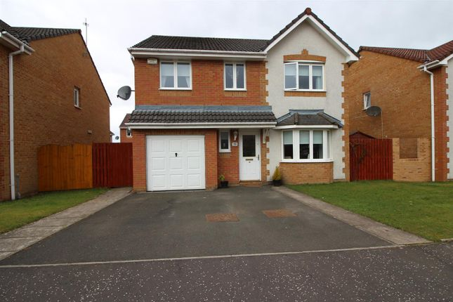 Thumbnail Detached house for sale in Caledonia Drive, Greenock