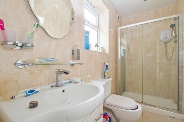 Shower Room One of Argyle Street, Eastville, Bristol BS5