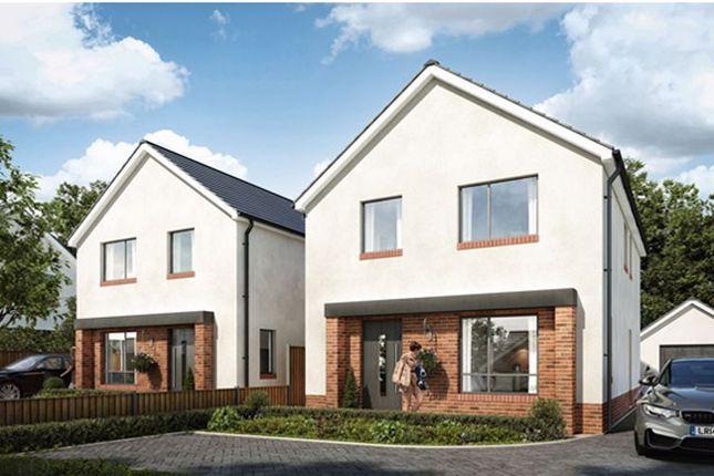 Thumbnail Detached house for sale in Pen Y Bryn, Bancffosfelen, Llanelli