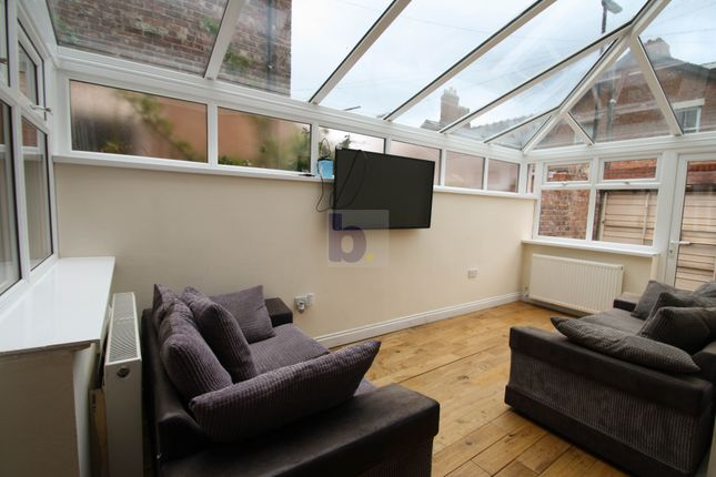 Thumbnail Terraced house to rent in Queens Terrace, Jesmond, Newcastle Upon Tyne