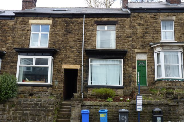 3 bed terraced house to rent in Ecclesall Road, Sheffield