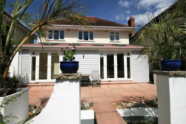 Thumbnail Detached house for sale in Alverton Avenue, Poole