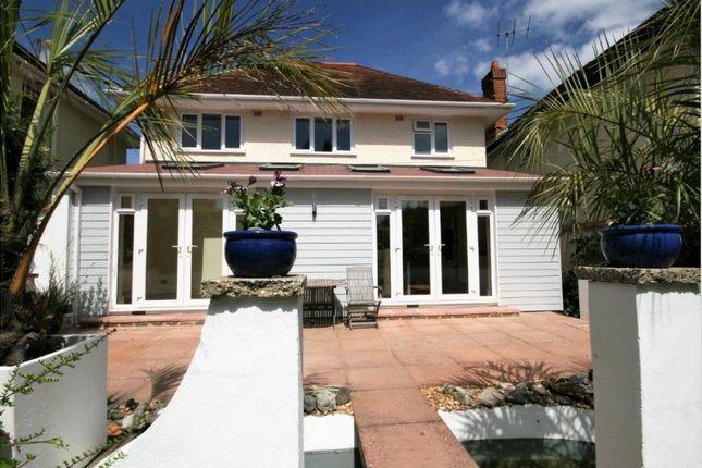 Thumbnail Detached house for sale in Alverton Avenue, Poole