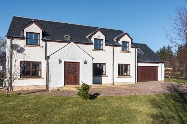 Thumbnail Detached house for sale in Kirkpark, Westruther