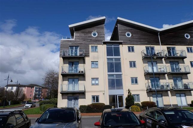 Thumbnail Flat for sale in Lycianda House, Barry, Vale Of Glamorgan