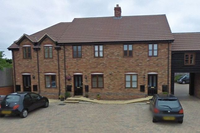 Thumbnail Terraced house for sale in The Brambles, Flitton, Bedford