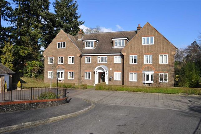 Thumbnail Flat for sale in Priory Court, Farnham, Surrey