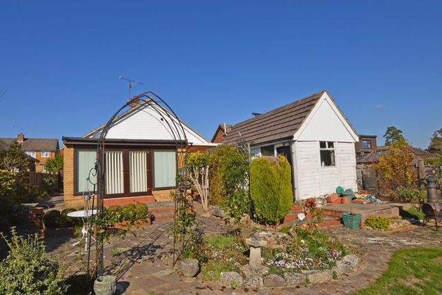 Thumbnail Bungalow for sale in Greenfields Avenue, Alton