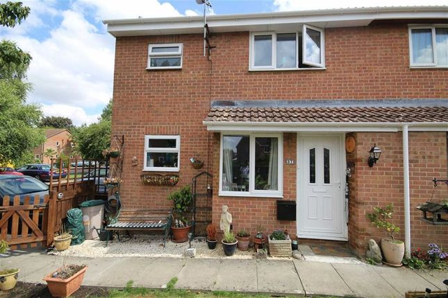 Thumbnail Terraced house to rent in Burnet Close, Swindon, Wiltshire