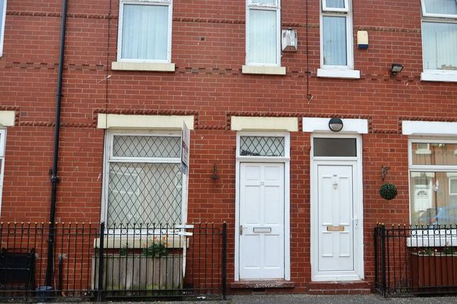 Thumbnail Terraced house to rent in Ukraine Road, Salford