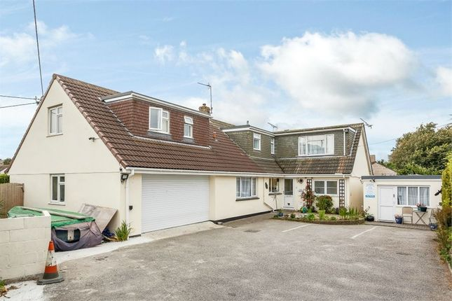 Thumbnail Detached house for sale in Penmare Terrace, Hayle, Cornwall