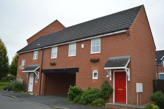 Thumbnail Flat to rent in The Saplings, Madeley, Telford