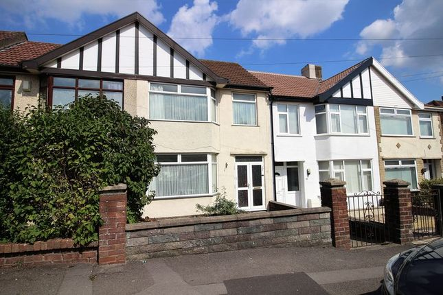 Thumbnail Terraced house to rent in Mackie Road, Filton, Bristol