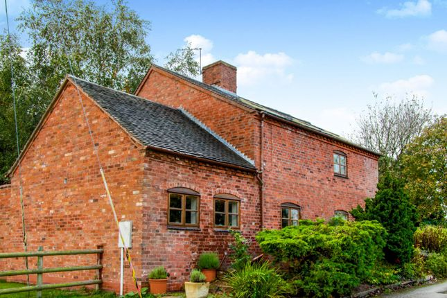 Thumbnail Detached house for sale in Radmore Wood, Abbots Bromley, Rugeley