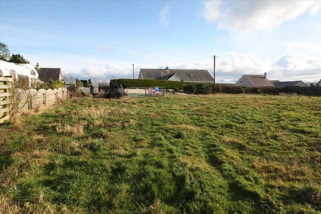 Thumbnail Land for sale in Mynydd Crafcoed, Llanddona, Beaumaris