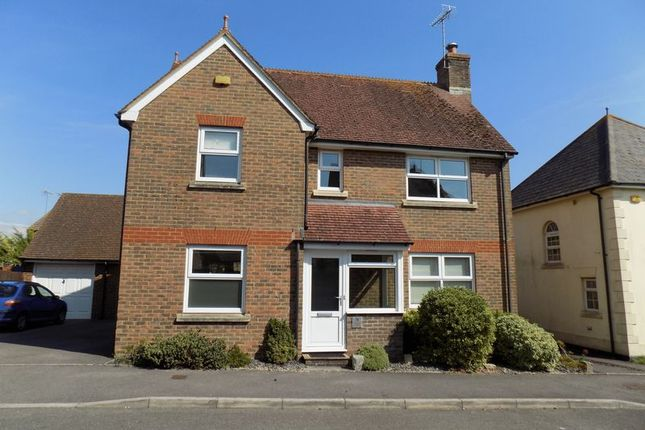 Thumbnail Detached house for sale in Nonesuch Close, Dorchester
