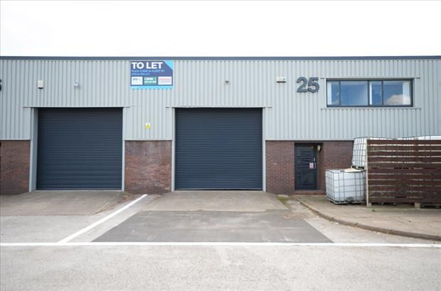 Thumbnail Light industrial to let in Unit 25, Deeside Industrial Park, Drome Road, Zone 1, Deeside, Flintshire