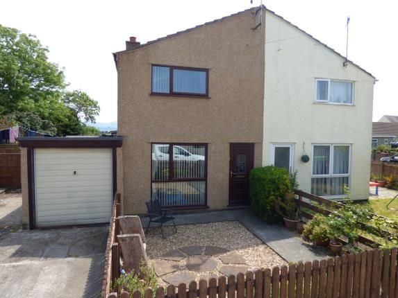 Thumbnail Terraced house for sale in Tyn Rhos, Gaerwen, Anglesey, North Wales