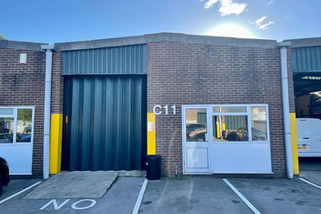 Thumbnail Industrial to let in Unit C11, Erin Trade Centre, Bumpers Farm Industrial Estate, Chippenham