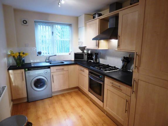 Kitchen of Pike Close, Hayfield, High Peak, Derbyshire SK22