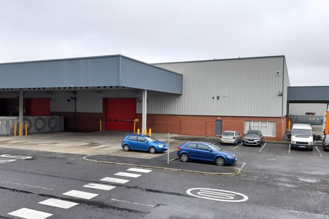 Thumbnail Industrial to let in Unit A4A, Macadam Way, Portway West Business Park, Andover