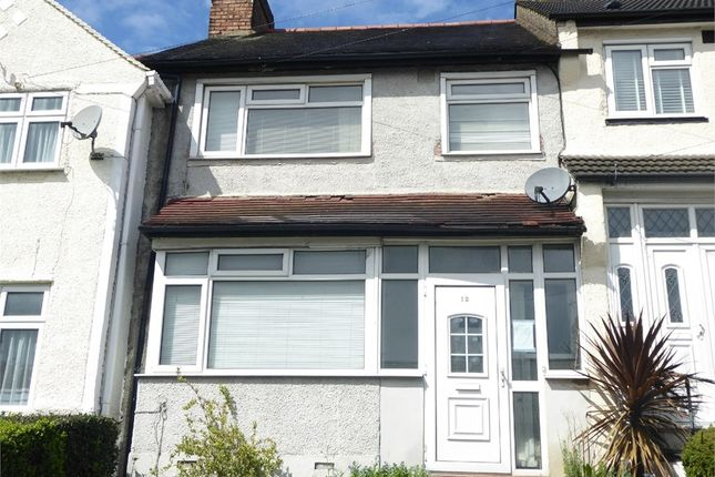 3 bed terraced house for sale in Michael Road, London
