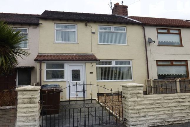 Thumbnail Terraced house for sale in Keir Hardie Avenue, Bootle